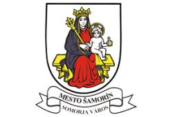 """Képtalálat a következőre: """"mesto samorin logo"""""""